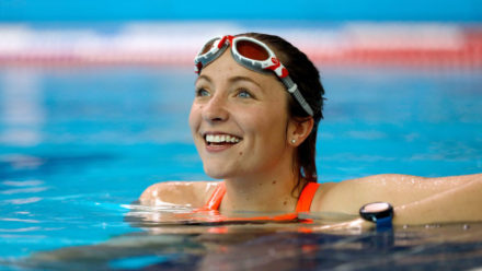 Swim England and Mind work to promote mental health benefits of swimming