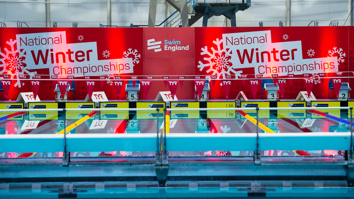 Entries open for Swim England National Winter Championships 2019