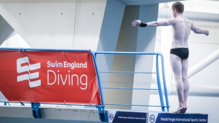 Swim England reveals route back to competitive diving action