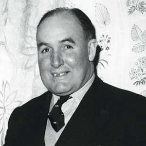 Commander Gerald Forsberg