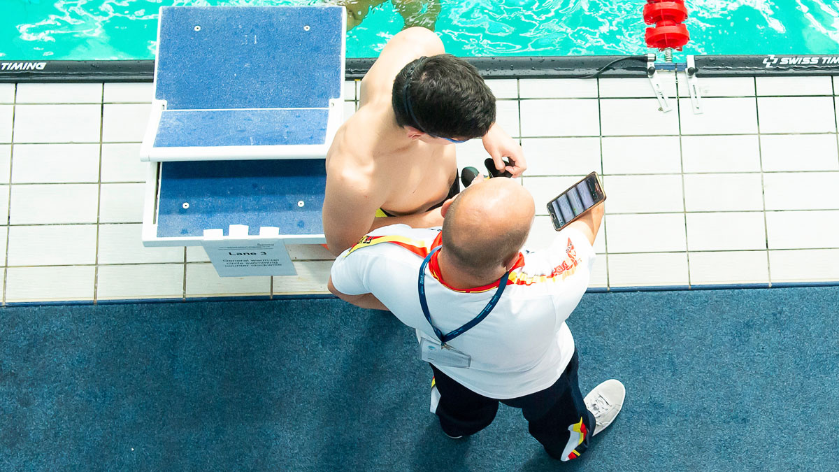 National Para-Swimming Coach Development Programme