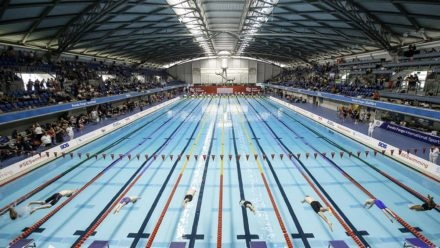Swim England temporarily stops issuing licences for swimming competitions