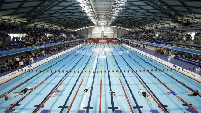 Sheffield's Ponds Forge will host the 2020 Swim England National Summer Meet