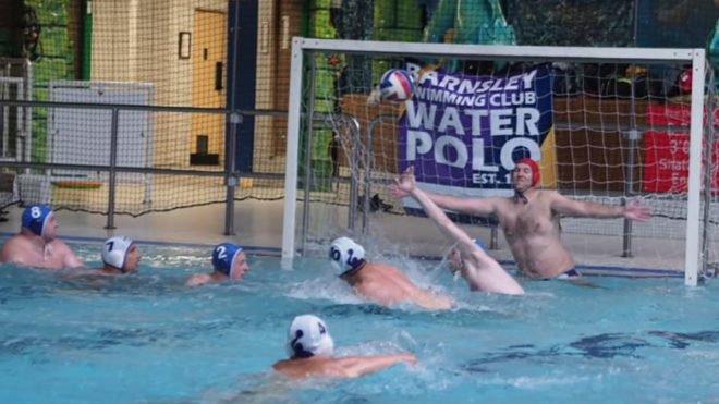 Barnsley Water Polo Club celebrate 140th anniversary in dramatic style