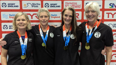 Camp Hill Edwardians break two European records in same day