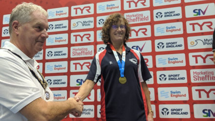 Jayne follows World success with new British best at National Championships