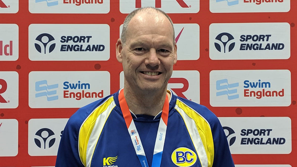 Mark Reynolds second British record