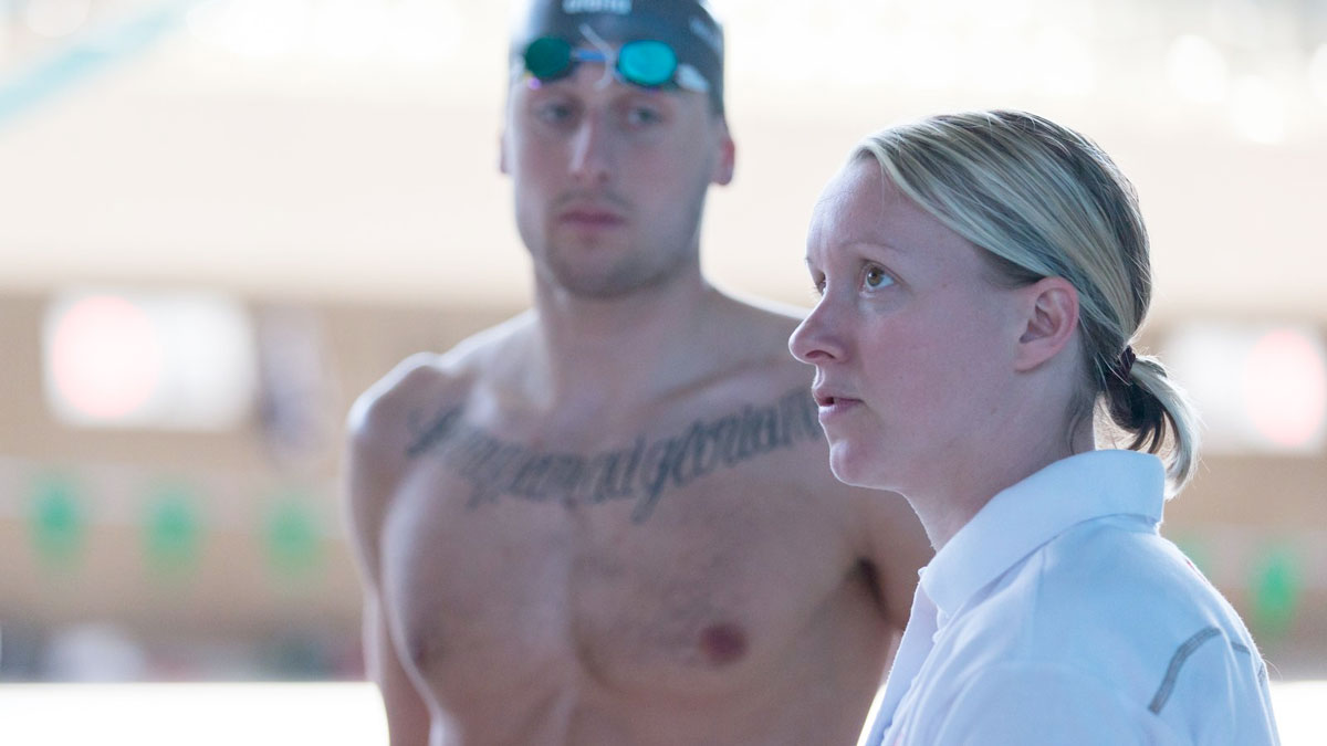 Marshall and McNulty among British swimming coaches for Tokyo 2020