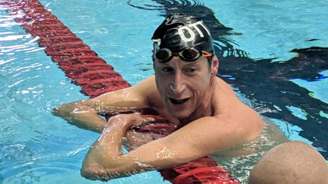 Otter's Peter Dixon feeling 'amazing' after shattering British record
