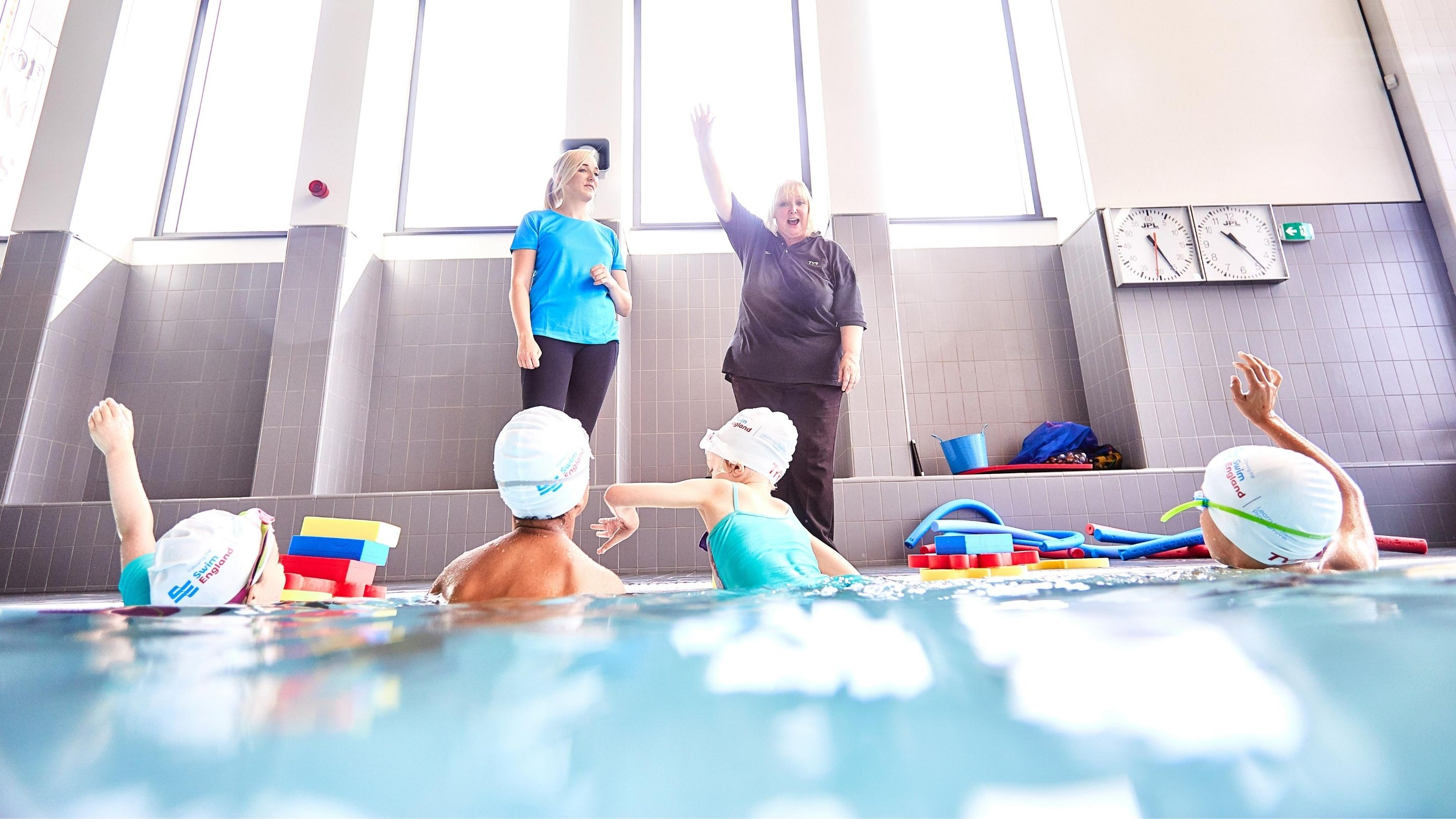 School Swimming and Water Safety Overview