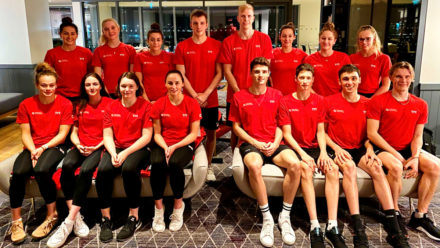 Swim England selects 17 talented swimmers for 2019-20 Performance Squad