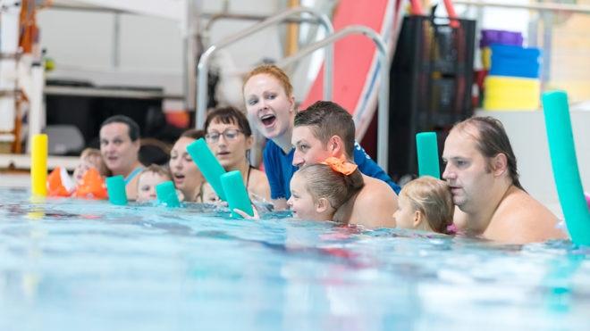 Swim School Member testimonials
