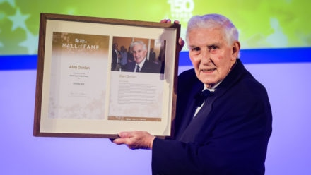 Astonished Alan Donlan proud of his Hall of Fame recognition