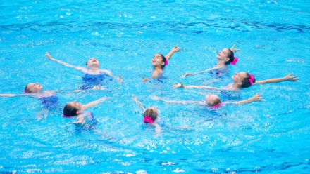 Artistic Swimming (Synchronised Swimming) in London