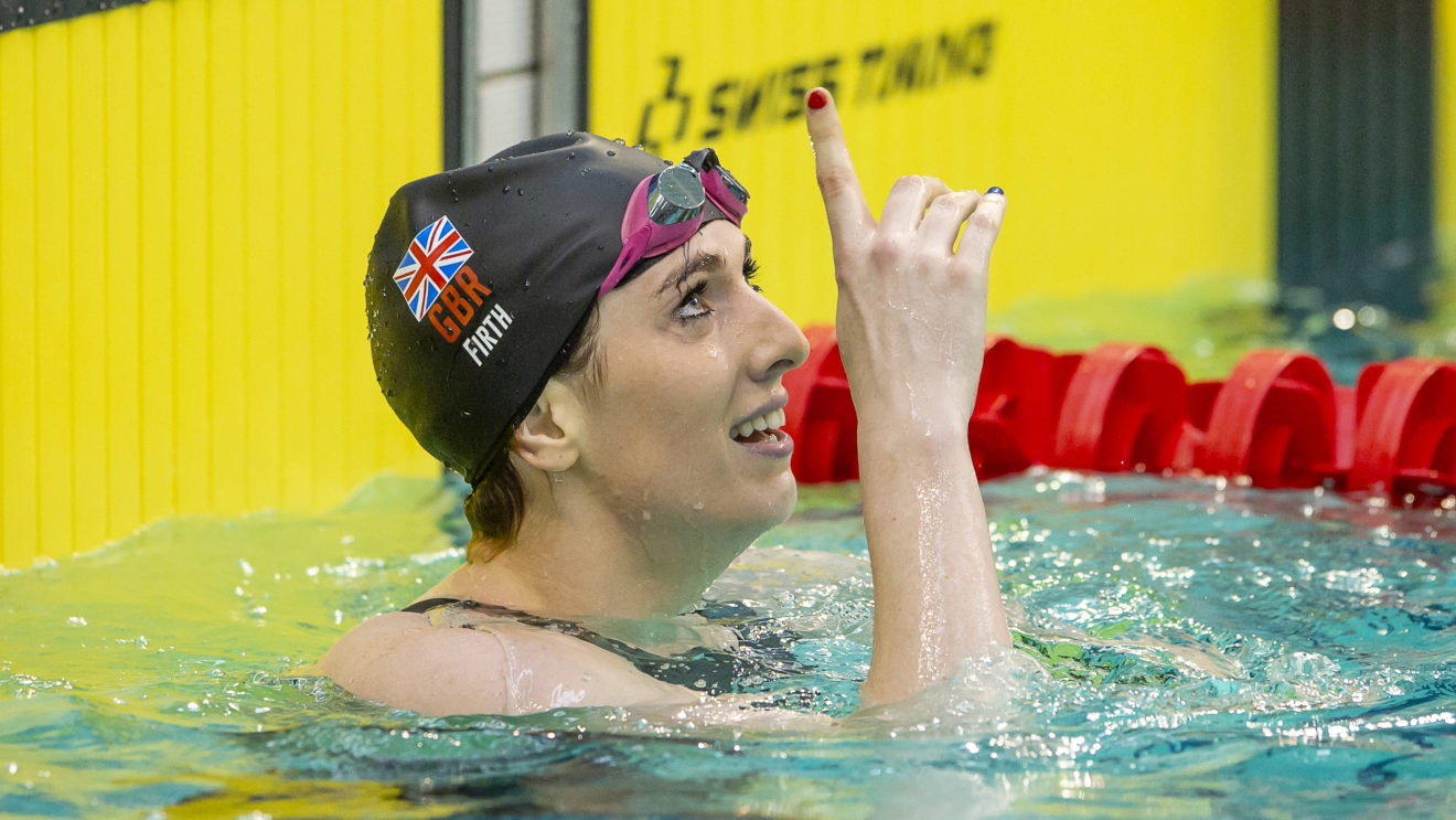 British para-swimmer Bethany Firth named one of BBC's 100 Women 2019