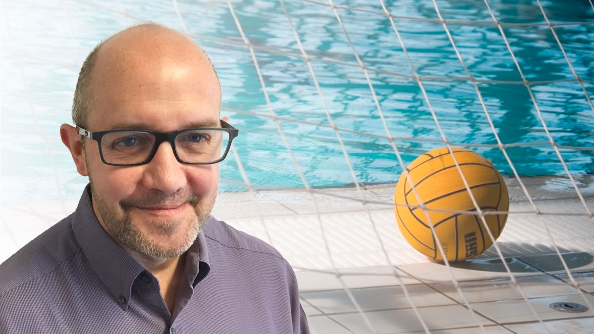 David Meli has been appointed as a consultant to help develop and grow 'a great future' for water polo