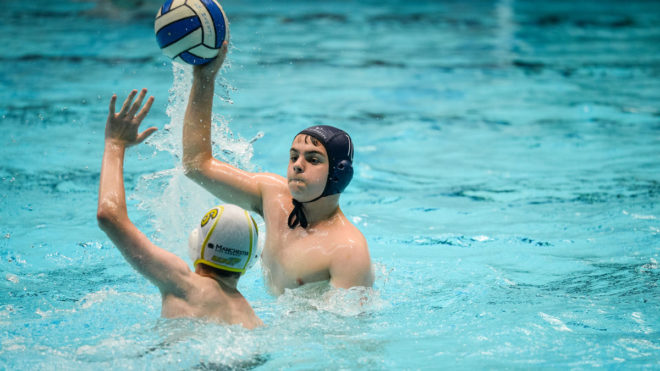 Water Polo in London