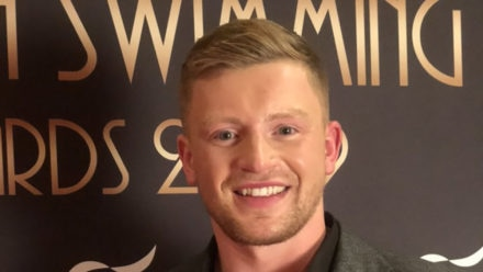 Adam Peaty dedicates British Swimming Awards honour to coach Mel Marshall