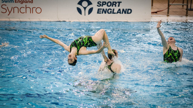 Nine clubs win team medals as Synchro Masters delivers big scores