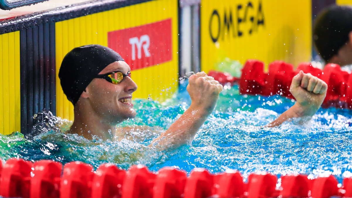 Luke Greenbank excited to be part of Swim England Teaching and Education Awards