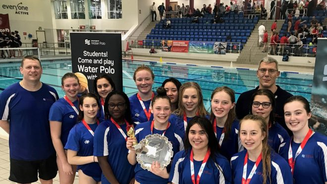 Dates confirmed for Water Polo Inter-Regional Championships 2020