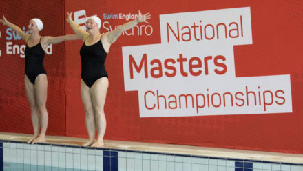Synchronised Swimming National Masters Championships 2019 in numbers