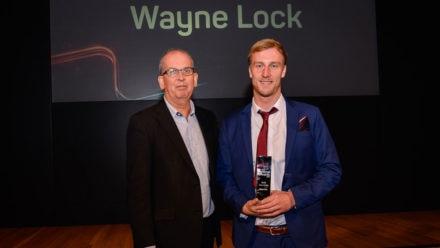 Anaconda's Wayne Lock named Swim England Coach of the Year