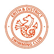 Erith & District Swimming Club logo.
