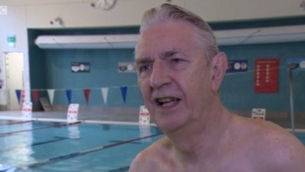 Swimming has hugely contributed to my health ... and I still feel the benefits at 77