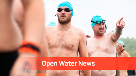 Swim England London Open Water Development Camp 2020