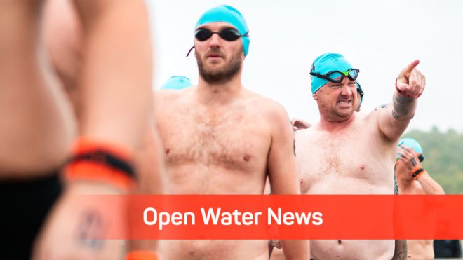 Swim England London Open Water Development Camp 2020