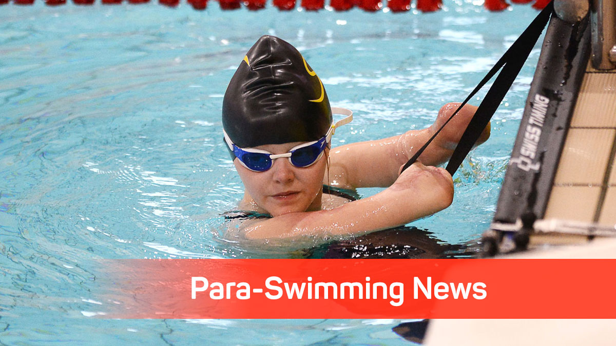 National Para-Swimming Engagement Day (on-line via Zoom) Sunday 17th October 2021