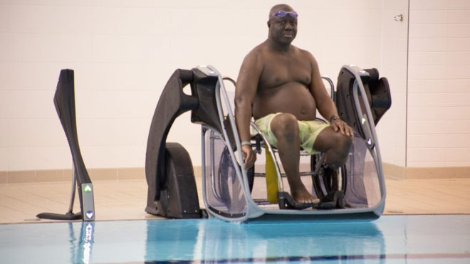 Revealed ... the 20 sites installing Poolpods to make aquatic activity more accessible