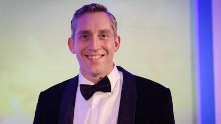 Olympian Steve Parry to host Swim England National Awards