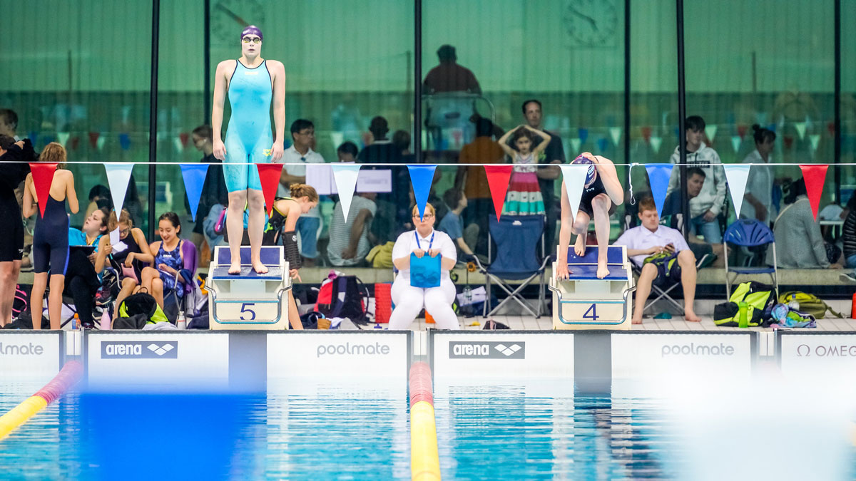 Swim England London Open Meet Plea for Officials 14th & 15th March 2020