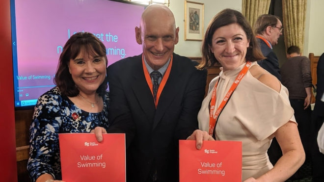 Swim England chief executive's plea to 'invest in facilities and school swimming'