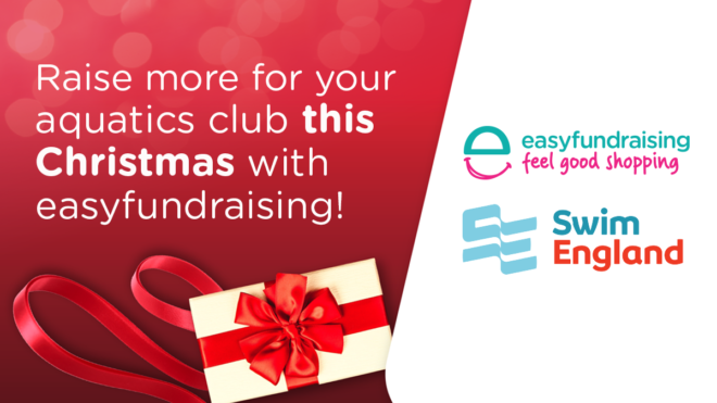 Register with easyfundraising and raise money for your club this Christmas