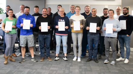 Coaches 'inspired' to reach next level by Swim England's Coach 2024 programme