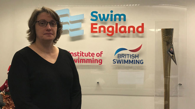 Swimming technical official Helen Akers gets call-up for Tokyo 2020 Olympic Games