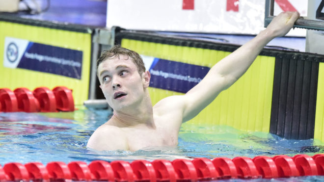 Jay Lelliott targets big week at Winters after reclaiming 400m Freestyle title