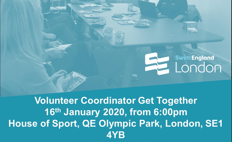 Volunteer Co-Ordinator Get Together