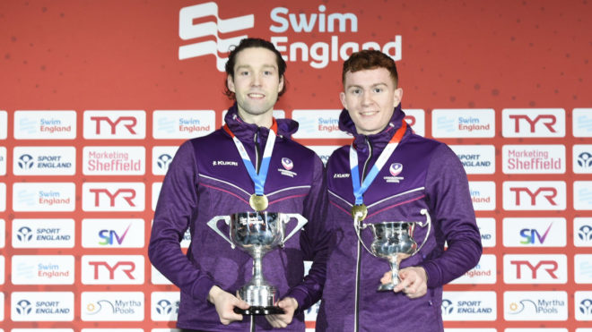 Samuel Irvine leads Loughborough Uni one-two in thrilling final at Winter Champs