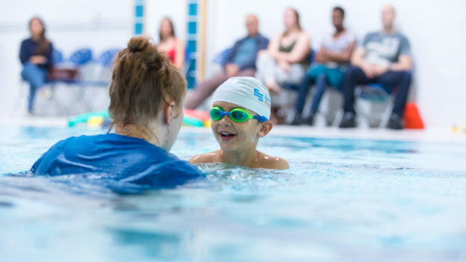 Swim England releases new textbook for Level 2 swimming teachers