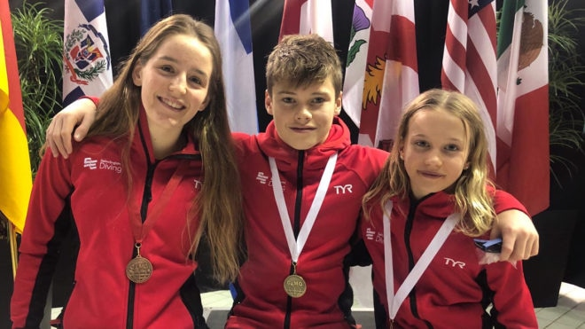 Bond and Jefford set new personal bests on way to second Camo Invitational golds