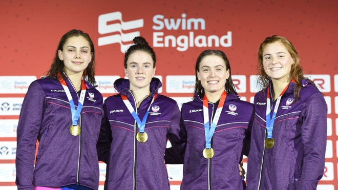 Dominant Loughborough University storm to another relay victory