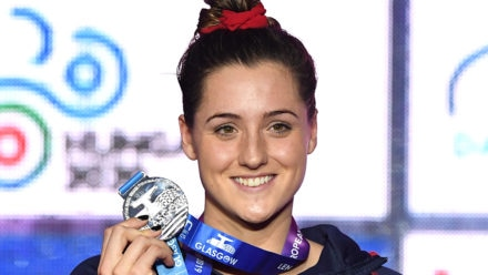 Molly Renshaw and James Guy dig deep to land European medals for Britain