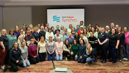 National conference helps synchro coaches and judges reach their potential