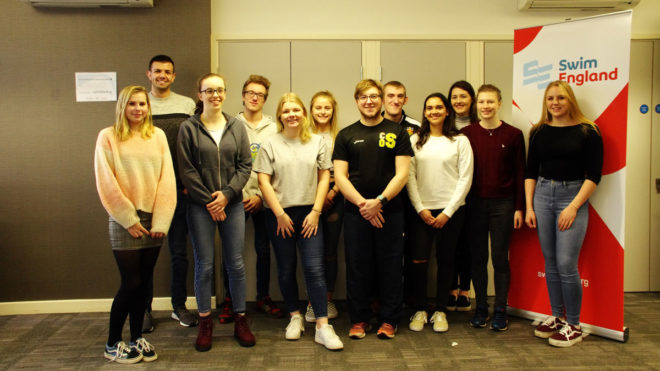 Swim England Youth Advisory Panel helps members with their education