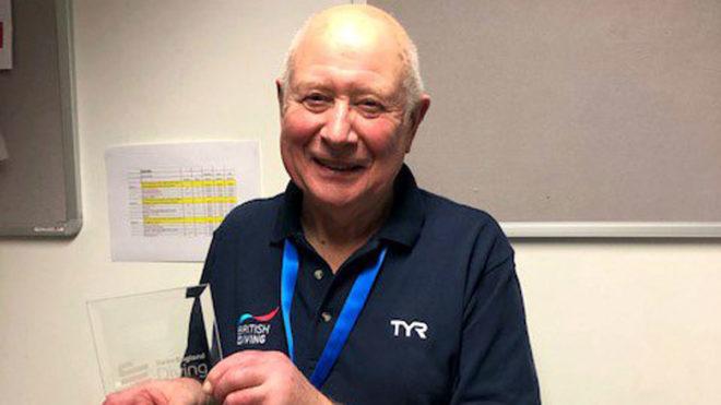'Legend' Derek Beaumont receives recognition of thanks