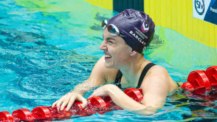 Swim England Talent youngsters to take on Olympic champions in Luxembourg